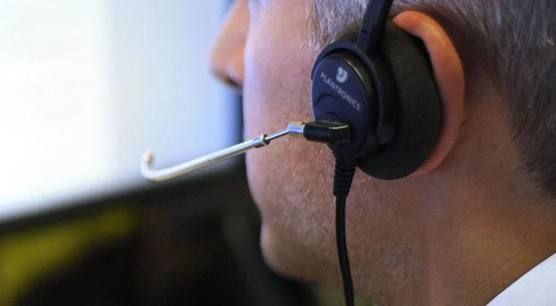 Company fined for marketing calls (Lauren Hurley/PA)