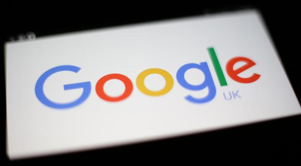 The vast majority of Alphabet's revenue continues to come from Google (Yui Mok/PA)