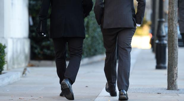 Some 11,819 men die from prostate cancer in the UK every year, Prostate Cancer UK said (Kirsty O'Connor/PA)