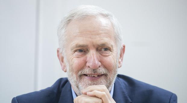 Jeremy Corbyn has released his tax return (Danny Lawson/PA)
