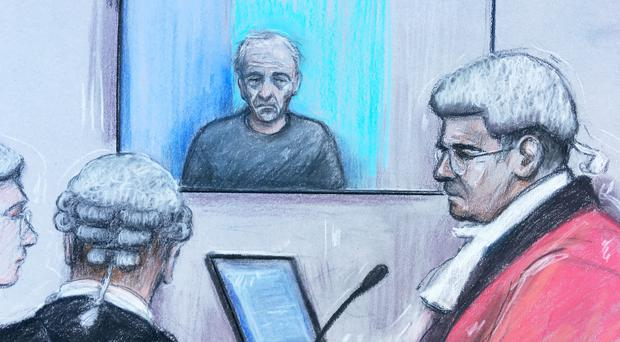 Barry Bennell denies 45 offences of indecent assault, buggery and attempted buggery relating to 11 complainants between 1979 and 1990 (Elizabeth Cook/PA)