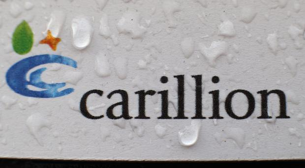 Carillion employs approximately 500 staff here, with around 230 working for the NIHE