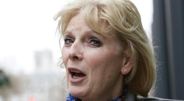 Ex-business minister Anna Soubry has said she may walk out on the Tories over Brexit (Yui Mok/PA)