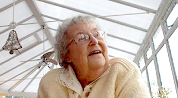Betty Guy was murdered aged 84 (Dyfed Powys Police/PA)