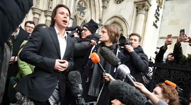 Alleged computer hacker Lauri Love won his appeal against extradition to the US. (Kirsty O'Connor/PA)