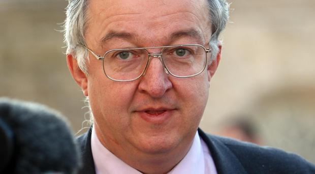 "Ex-MP John Hemming has raised concern after a man jailed for breaching orders made in family courts was named only as ""Eugene L"" in a judge's ruling (PA/David Jones)"