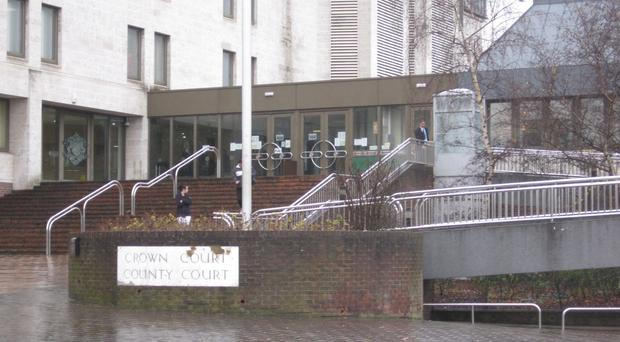 Maidstone Crown Court (Tom Pugh/PA)