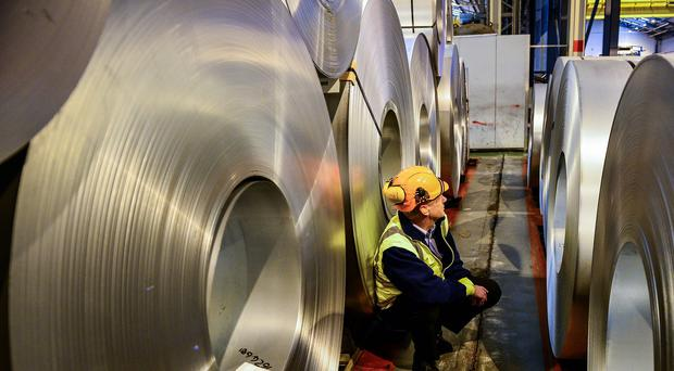 More could be done to help distressed companies in Northern Ireland before other jobs are put at risk in the troubled manufacturing sector, it has been claimed (Ben Birchall/PA)