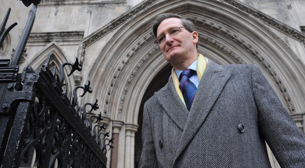 Dominic Grieve has warned of deep divisions in the Tory party (Stefan Rousseau/PA)