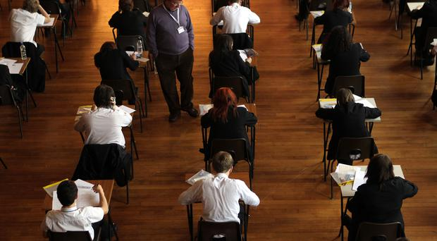 Teachers are being encourage to talk about suicide with children (David Davies / PA Wire)