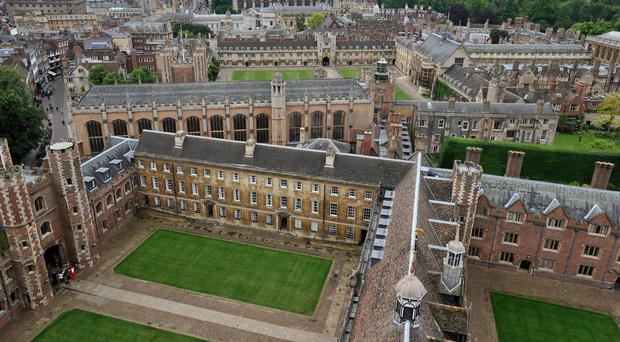Cambridge University apprenticeships