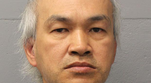 Anh Nhu Nguyen admitted pretending his family died in the Grenfell Tower fire to obtain around £12,500 meant for the victims (Metropolitan Police/PA)