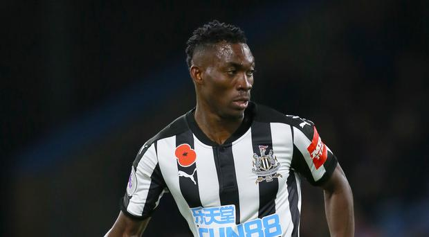 Newcastle United's Christian Atsu wants to help orphans in Ghana (Richard Sellers/EMPICS)