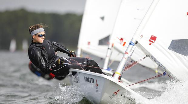 Olivia Burt was an accomplished sailor (Royal Yachting Association/PA)