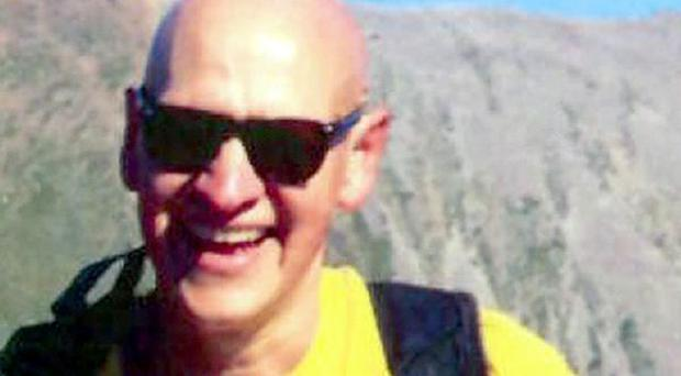 Alan Gibson's body was discovered by mountain rescue teams on Saturday (Police Scotland/PA)