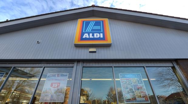 Aldi has topped a supermarket satisfaction survey from Which? in the in-store category (PA)