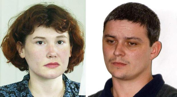 Ian Huntley and Maxine Carr were both jailed for their part in the killings (PA)
