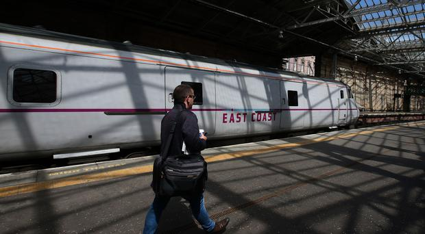 The Transport Committee is launching an inquiry into the InterCity East Coast rail franchise (Andrew Milligan/PA)