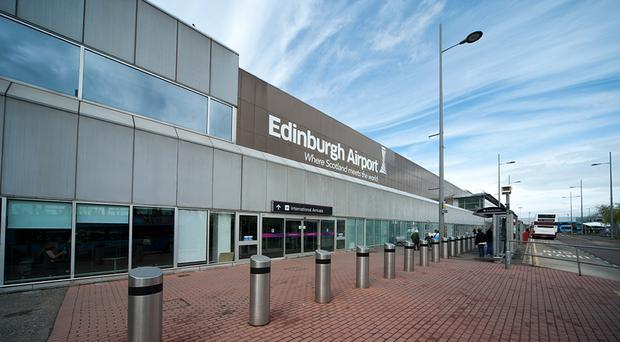 Edinburgh Airport sees record January numbers