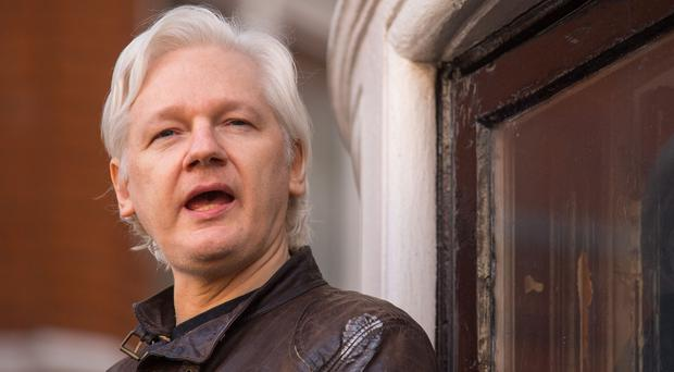 Decision due on Julian Assange's arrest warrant (Dominic Lipinski/PA)
