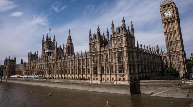 "Police are currently ""investigating an incident"" on the Parliamentary Estate, a House of Commons spokesman said."