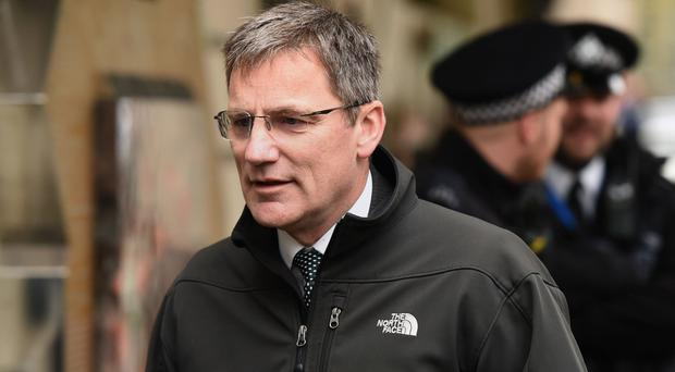 Assistant Chief Constable Marcus Beale (Joe Giddens/PA)