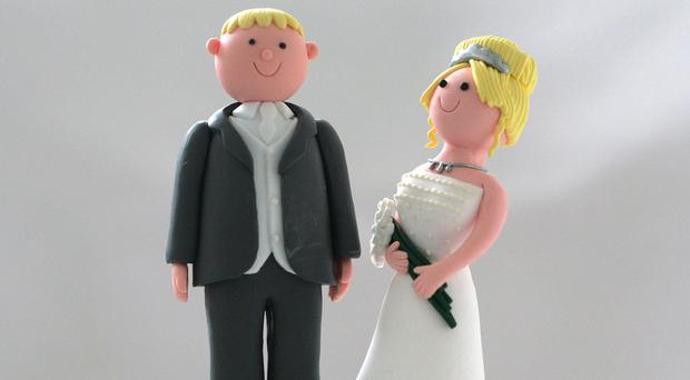 Using figures sourced from the NI Statistics and Research Agency, it revealed that the likelihood of someone getting married depends on their socio-economic class. (Katie Collins/PA)