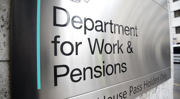 The Department for Work and Pensions has resisted recording face-to-face assessments (Kirsty O'Connor/PA)