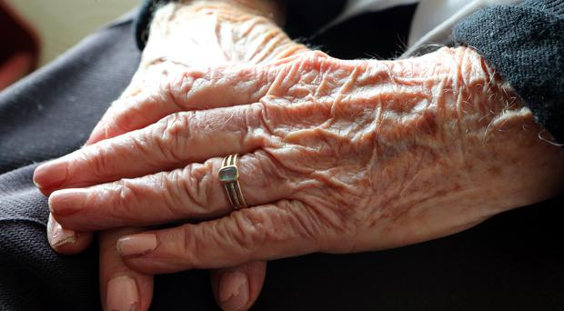 Older people were asked for their views on sex in later life (Peter Byrne/PA)
