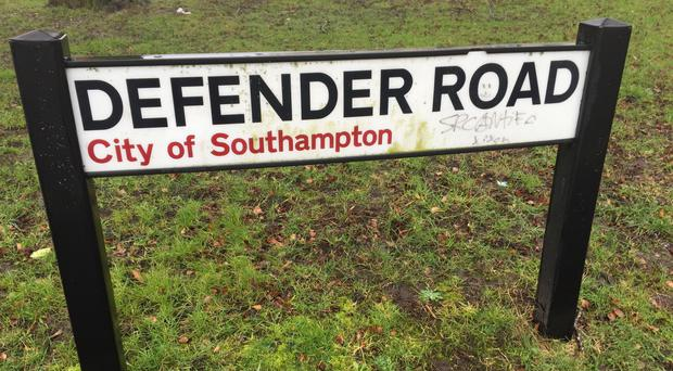 Defender Road in Southampton (PA)