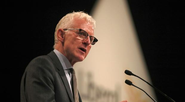 Norman Lamb, chairman of the Commons Science and Technology committee, raised questions about custody images (Steve Parsons/PA)