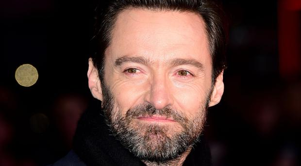 Hugh Jackman described the pupils as 'awesome and unique' (Ian West/PA)