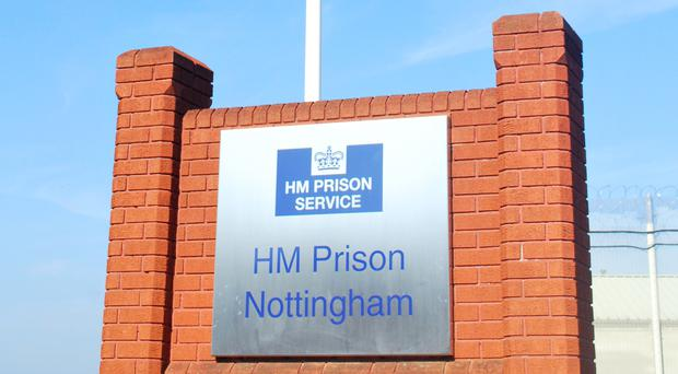 Inspectors have raised concerns about HMP Nottingham (Lewis Stickley/PA)