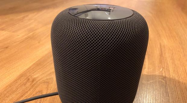 The HomePod went on sale in the UK last week (Martyn Landi/PA)