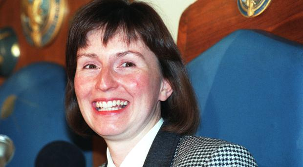 Helen Sharman is to be appointed a CMG for her services to science and technology educational outreach (Jim James/PA)