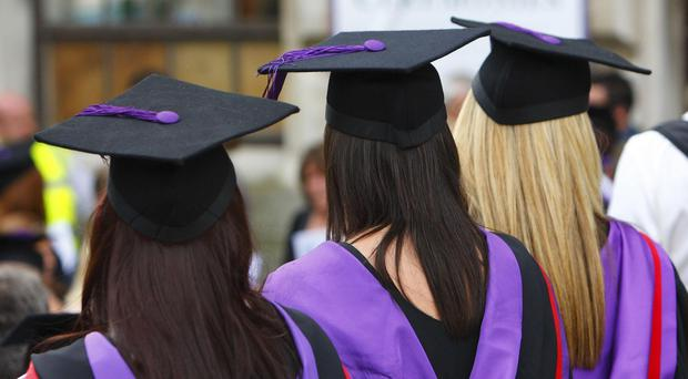 The government is expected to announce a review of the university funding system (Chris Ison/PA