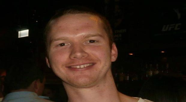 Liam Colgan has not been seen since the early hours of Saturday in Hamburg (Find Liam Colgan/PA)