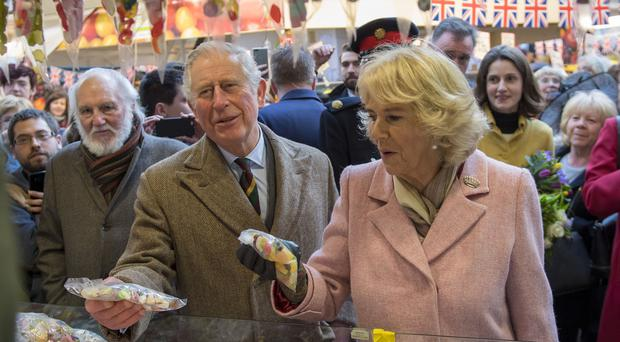 Royal visit to Yorkshire