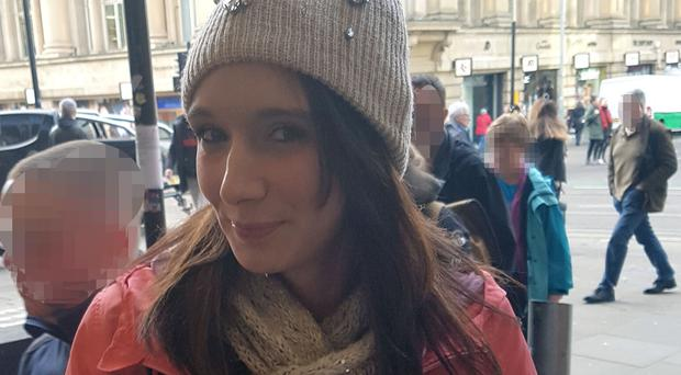 Danielle Richardson was found stabbed to death in a flat GMP/PA)(