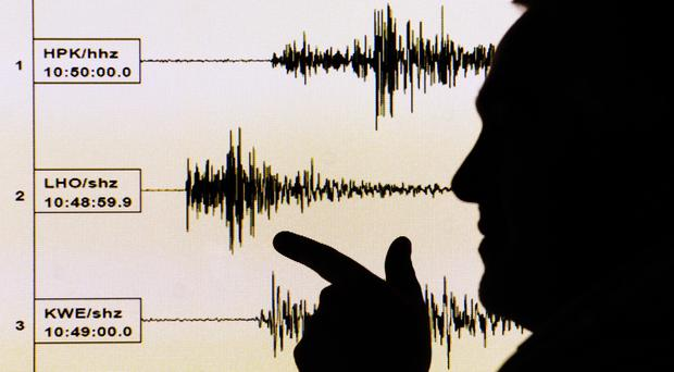 British Geological Survey is studying reports of tremors in England and Wales (PA Wire / Danny Lawson)