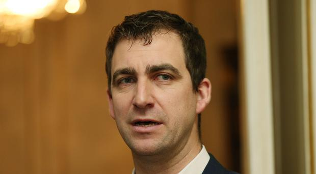 Brendan Cox apologised for his behaviour in the past (Jonathan Brady/PA)