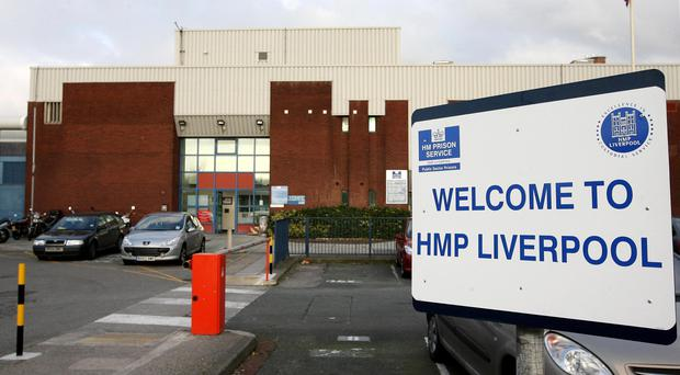 HMP Liverpool has been under the spotlight (Peter Byrne/PA)