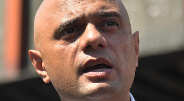 Sajid Javid has announced a consultation on the housing complaints system (Victoria Jones/PA)