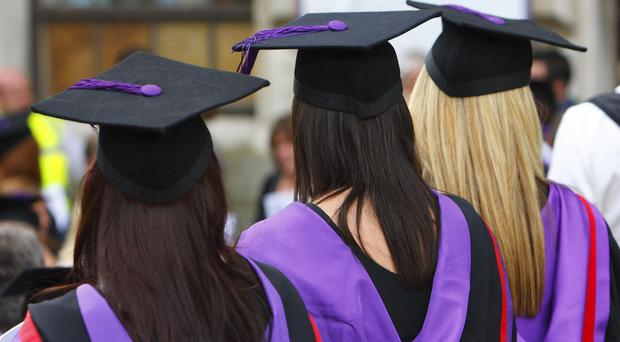 A review on university finance is set to be unveiled (Chris Ison/PA)