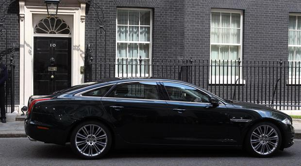 The majority of ministerial cars are diesel, according to an investigation (Lewis Whyld/PA)