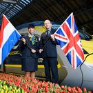 Eurostar tickets to Amsterdam go on sale (Eurostar/PA)