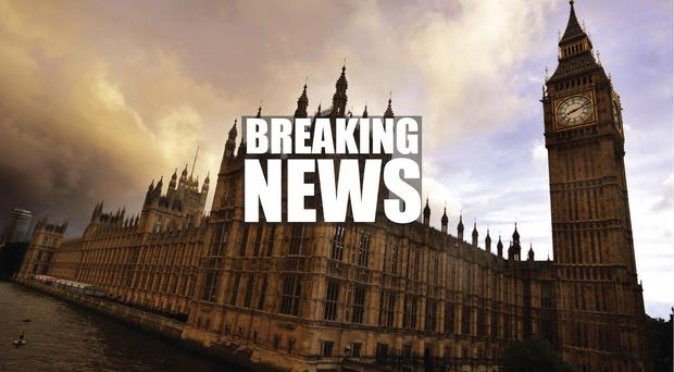 A House of Commons spokesman said the investigation was ongoing