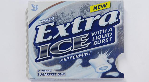 Wrigley's Extra gum ad banned