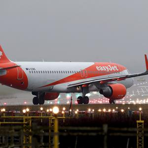 EasyJet has announced a new Italian route (Gareth Fuller/PA)