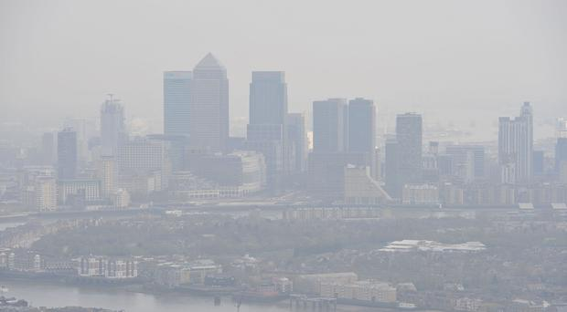 The High Court has ruled against the Government on air pollution laws (Nick Ansell/PA)
